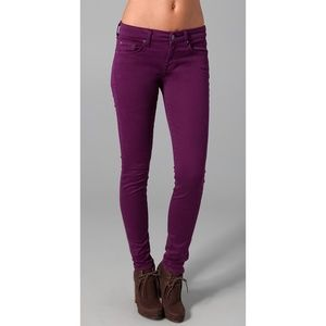 7 For All Mankind Gwenevere Gummy Jeans